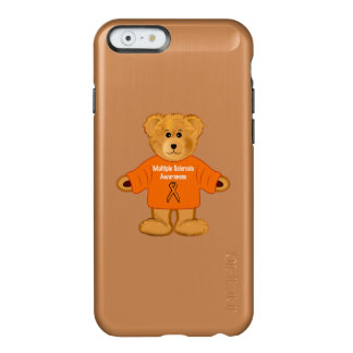 Teddy Bear in Multiple Sclerosis Awareness Sweater Incipio Feather® Shine iPhone 6 Case