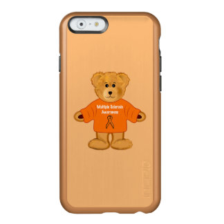 Teddy Bear in Multiple Sclerosis Awareness Sweater Incipio Feather® Shine iPhone 6 Case