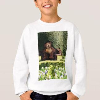 Teddy Bear in the Park Kids T-shirt