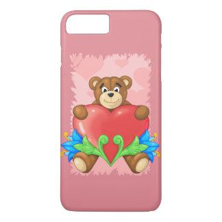 teddy bear iPhone 7 plus case