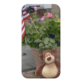 Teddy Bear iPhone Case Case For iPhone 4