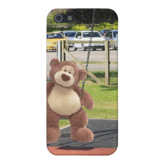 Teddy Bear iPhone Case iPhone 5/5S Cases