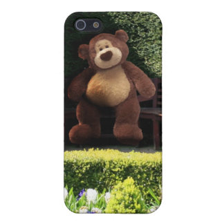 Teddy Bear iPhone Case iPhone 5/5S Covers