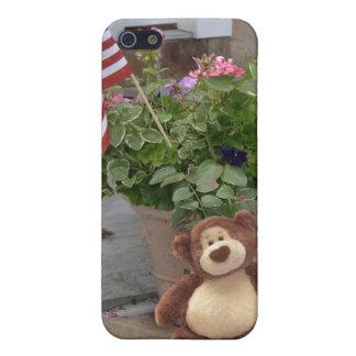 Teddy Bear iPhone Case iPhone 5 Cases
