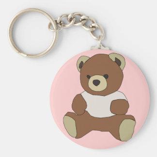 Teddy Bear Key Chains
