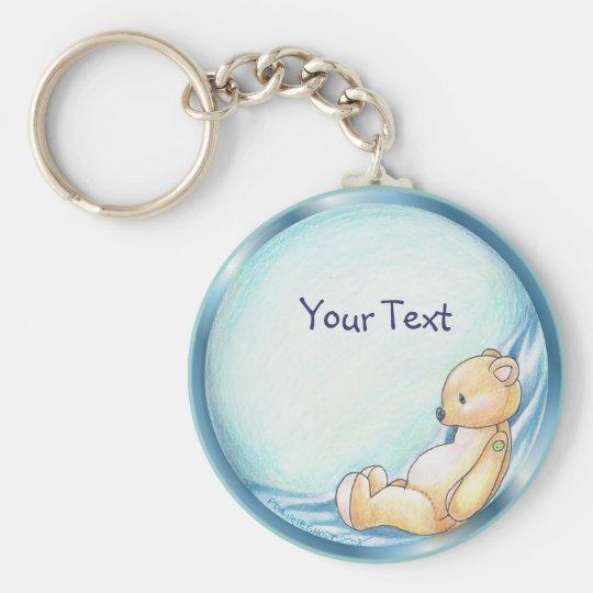 Teddy Bear Keychain