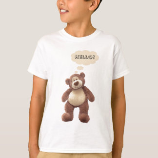 Teddy Bear Kids T-Shirt