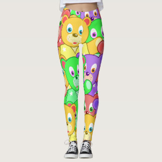Teddy Bear Leggings