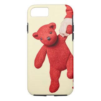 Teddy bear love iPhone 7 case