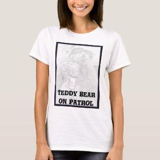 Teddy Bear on Patrol T-Shirt