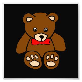 Teddy Bear Photo Print