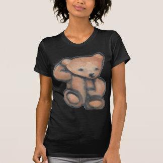 Teddy Bear Pondering CricketDiane Designer Stuff Tshirt