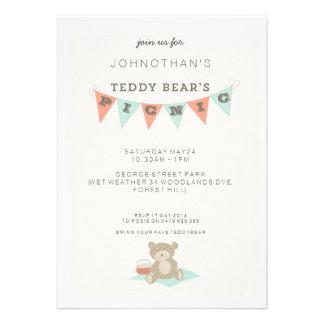 Teddy Bear s Picnic Card