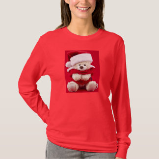 Teddy Bear Santa Sweatshirt