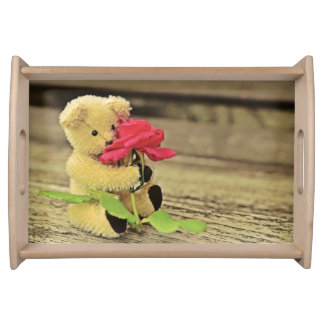Teddy Bear Serving Platter