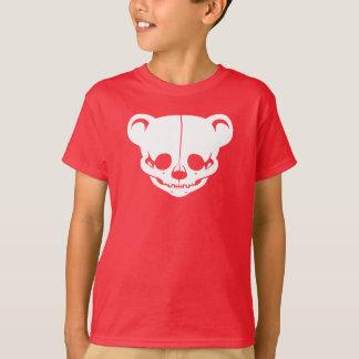 Teddy Bear Skull Dark Only Kid T-Shirt