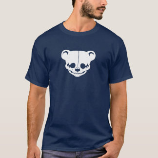 Teddy Bear Skull Dark Only T-Shirt