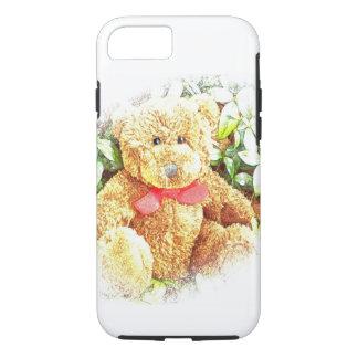Teddy Bear spring iPhone case
