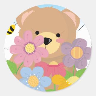 Teddy Bear Sticker