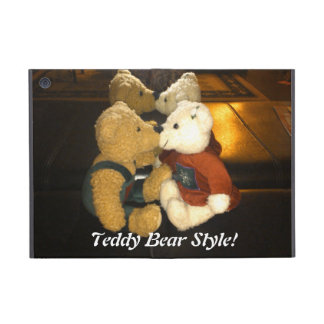 Teddy Bear Style! Cover For iPad Mini