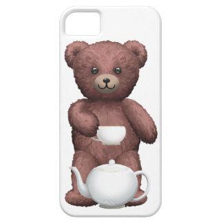 Teddy Bear Tea Party iPhone 5 Case