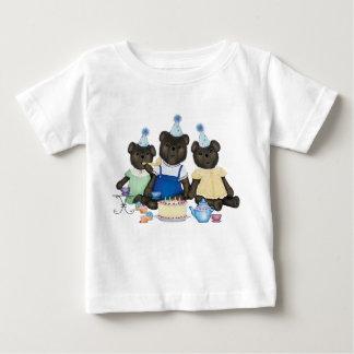 Teddy Bear Teaparty T-shirt
