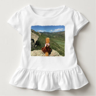 Teddy Bear Tours Colorado, Horse Print Toddler T-Shirt
