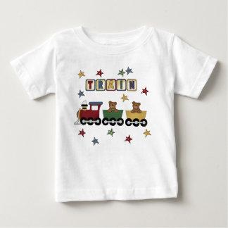 Teddy Bear Train Tshirts and Gifts