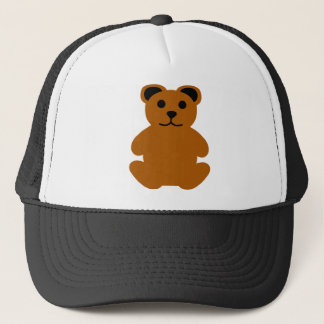 Teddy Bear Trucker Hat
