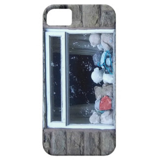 teddy bear window case for the iPhone 5
