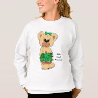 Teddy Bear with Shamrocks St.Patrick's Day T-Shirt