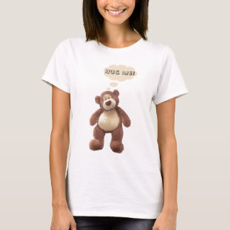 Teddy Bear Woman's T-Shirt