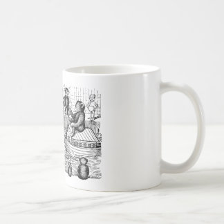 Teddy Bears in the Bathtub Coffee Mug