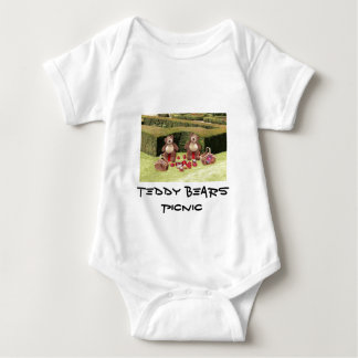 Teddy Bears Picnic Infant's T-Shirt