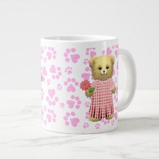 Teddy Bears Picnic Large Coffee Mug