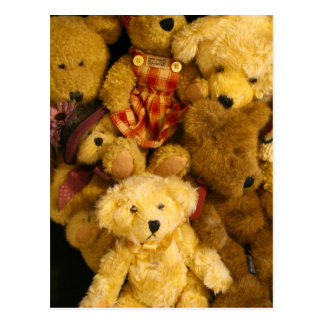Teddy Bears Post Cards