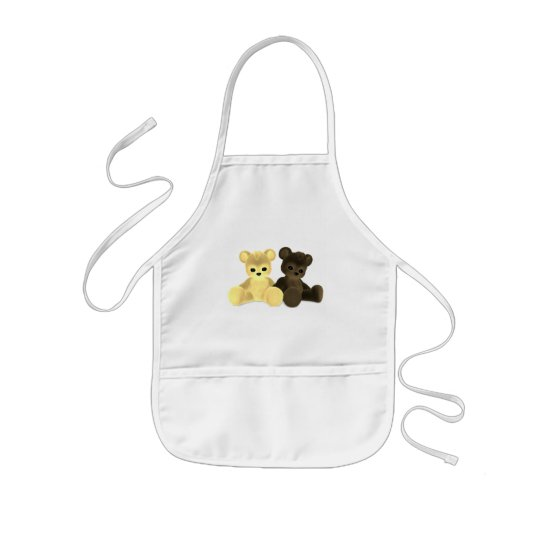 Teddy Bearz Apron
