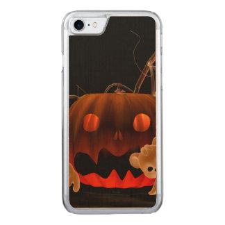 Teddy Bearz Halloween Carved iPhone 7 Case