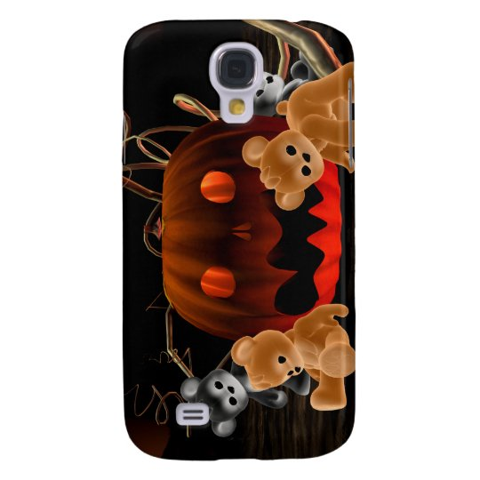 Teddy Bearz Halloween  Galaxy S4 Case