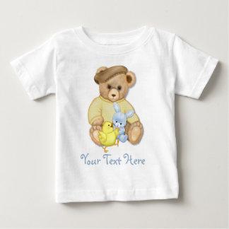 Teddy Boy Easter Baby T-Shirt