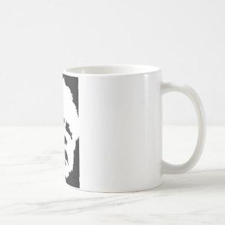 """Teddy"" Edward Kennedy Basic White Mug"