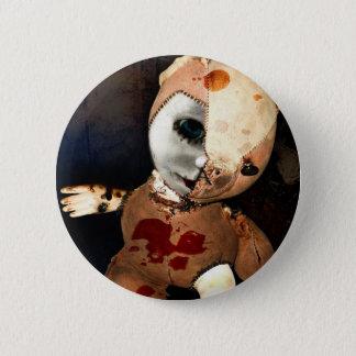 Teddy Freak 6 Cm Round Badge