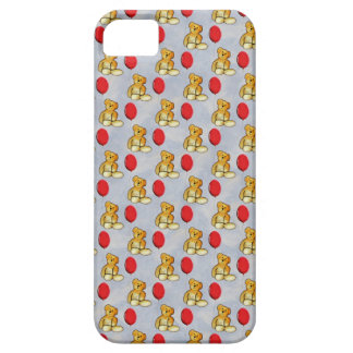 Teddy iPhone 5 Cover