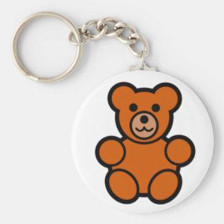Teddy Key Chain