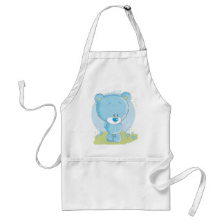 teddy love collection standard apron