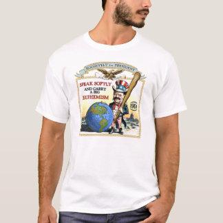 Teddy Roosevelt 1904 Campaign (Men's LIght Shirt) T-Shirt