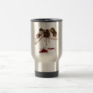 Teddy Twister Stainless Steel Travel Mug