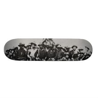 Teddy's Colts Teddy Roosevelt Rough Riders 1898 Skate Board Decks