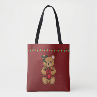 Teddy's Gift All-Over-Print Bag