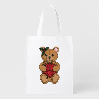 Teddy's Gift Reusable Grocery Bag